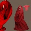 Красный мим