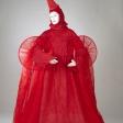 Красная дама с конусом