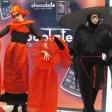 Чёрный и красный аниматоры