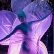 Белая леди с крыльями