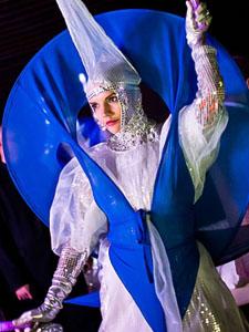 Синие мимы - Театр Елены Басовой